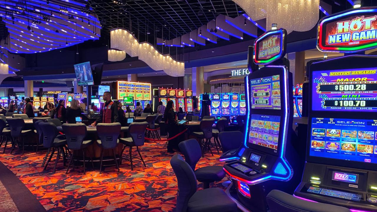 An Online Casino Is Legal